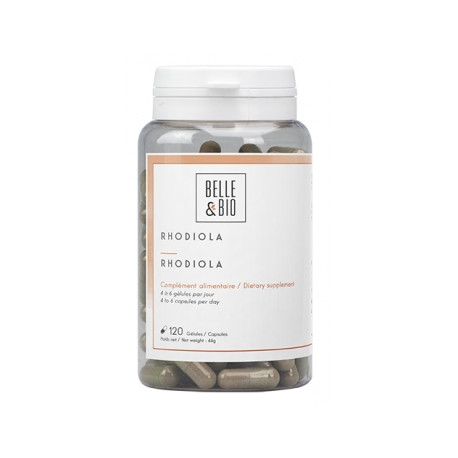 Rhodiola Rosea 120 gélules