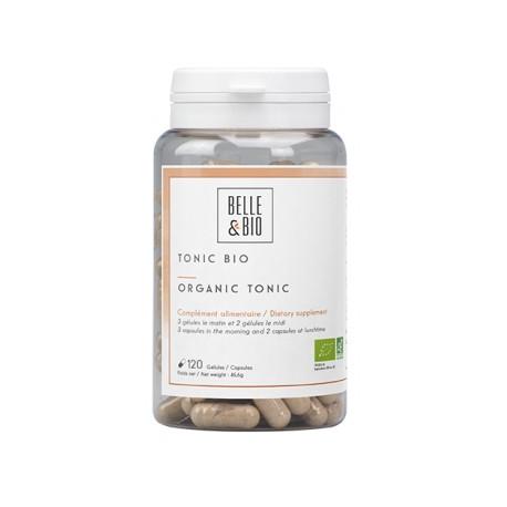 Tonic bio 120 gélules 75g