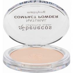 Poudre compacte Naturelle 9 gr Benecos maquillage bio santé sénior