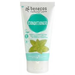 Après shampooing Mélisse 150 ml Benecos soin capillaire bio sante senior