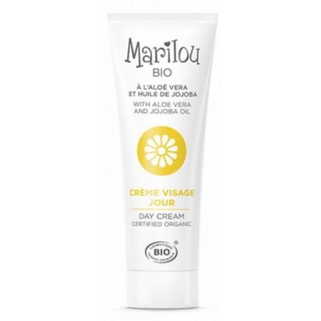 Crème de jour 30ml Marilou Bio - soin visage bio Bio santé sénior