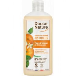 Shampoing Douche des familles Fleurs d'oranger 250mlDouce Nature