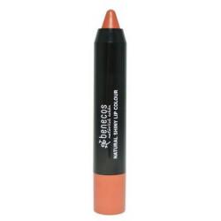 Baume Rouge à lèvres Rusty Rose 4 gr Benecos maquillage minéral Bio santé sénior