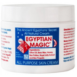 Baume Egyptian Magic 59 ml soin du visage et du corps Bio sante senior
