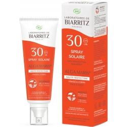 Spray Solaire SPF30 Huile de Coco Alga Gorria 100ml Alga Maris