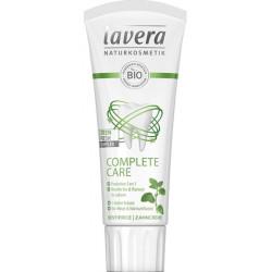 Dentifrice Menthe complete care au fluor 75ml Lavera