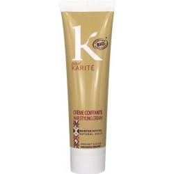Crème coiffante maintien naturel 100 gr K pour Karité gel coiffant bio Bio santé sénior