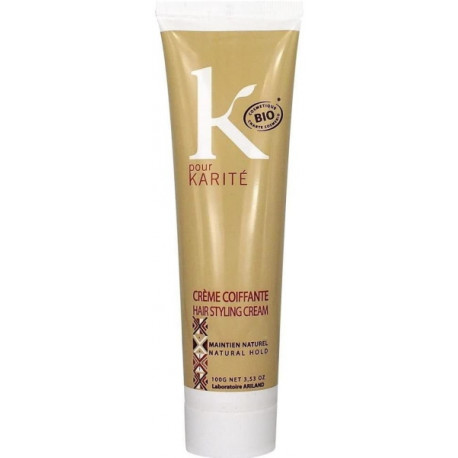 Cire coiffante Huile de Coco 40 g K Pour Karité Hygiène bio bio santé senior