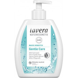 Savon liquide Basis Sensitiv 250ml Lavera Bio sante senior
