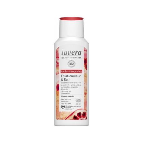Après Shampooing Protection Couleur et Soin 200 ml Lavera, soin cheveux colorés et fatigués