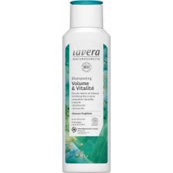 Shampoing volume et vitalité 250 ml Lavera