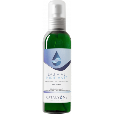 Eau vive Purifiante de 125ml Catalyons