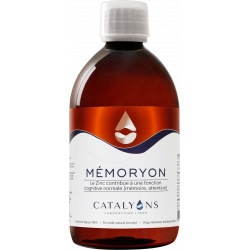 MEMORYON Oligo éléments Catalyons 500 ml