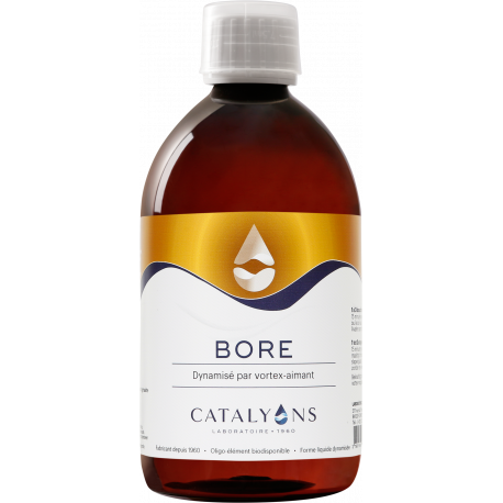 Oligo élément BORE Catalyons 500 ml