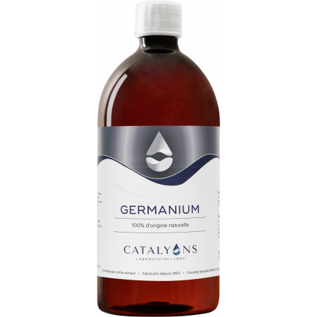 Oligo élément GERMANIUM Catalyons 1000 ml