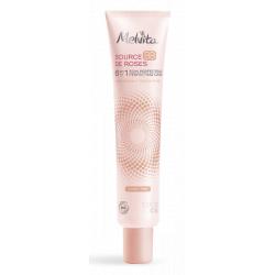 BB crème Nectar de roses clair 40 ml Melvita