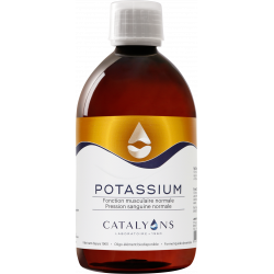 Oligo élément POTASSIUM Catalyons 500 ml