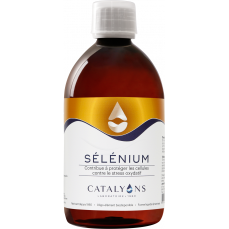 Oligo élément SELENIUM Catalyons 500 ml