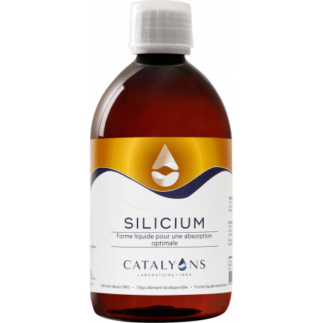 Oligo élément SILICIUM Catalyons 500 ml