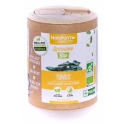 Spiruline Bio 200 gélules - Nat et Form