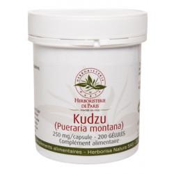 Kudzu Pueraria lobata montana 200 Gélules Herboristerie de Paris dépendances de l'organisme Bio sante senior