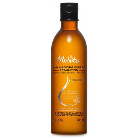 Shampooing Bière Miel volumateur 500 ml Logona pour cheveux fins bio santé sénior