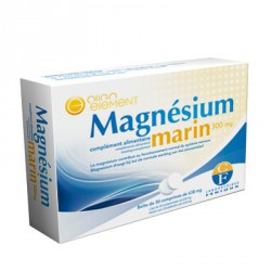 Magnesium Marin 300 mg - 30 comprimés Laboratoires Fenioux