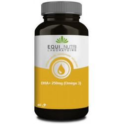 DHA Plus 250mg Omega 3   60 capsules Equi Nutri