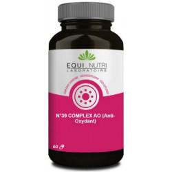 N°39 Complex AO anti oxydant 60 gélules Equi Nutri