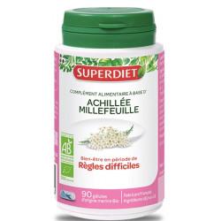 Achillée Millefeuille bio 90 gélules Super Diet