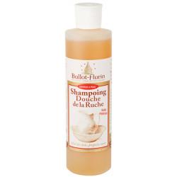 Shampoing douche de la ruche Assainissant Propolis 500 ml Ballot Flurin shampooing certifié Bio santé sénior