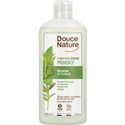 Shampoing Douche de Provence Verveine de l'Ardèche 250ml Douce Nature