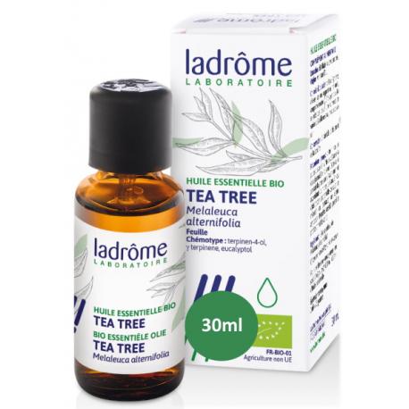 Huile essentielle bio Tea Tree 30 ml Ladrôme aromathérapie bio Bio santé sénior