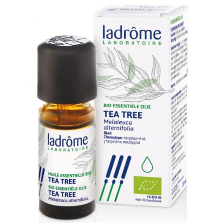Huile essentielle de Tea Tree Bio 10 ml Ladrôme Bio sante senior