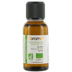 Huile essentielle bio Tea Tree 30 ml Florame défenses naturelles sérénité Bio sante senior