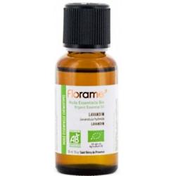 Huile essentielle bio Lavandin 30ml Florame lavande hybride aromathérapie Bio sante senior