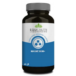 Magnésium + 60 gélules végétales Equi-Nutri Bio sante senior