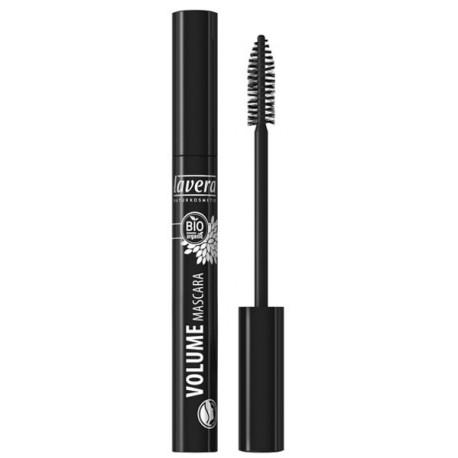 Mascara Volume Noir 9 ml Lavera maquillage minéral bio santé sénior