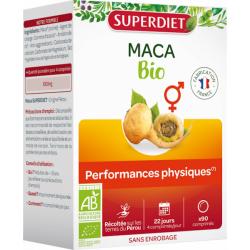 Maca Bio 90 comprimés Super Diet