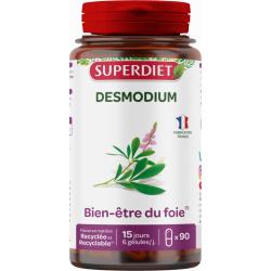 Desmodium Bien être du Foie 90 gélules Superdiet detox du foie Bio santé sénior