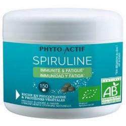 Spiruline bio 100% naturelle 150 comprimés Phyto-actif