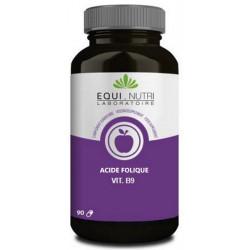 vitamine B9 acide folique 90 gélules Equi Nutri