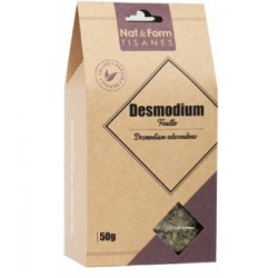 Tisane Desmodium Bio 50g - Nat et Form