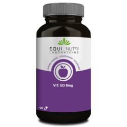 Vitamine B3 Niacine 90 gélules végétales Equi Nutri