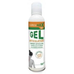 Gel Articulations C Plus 150 ml Curcumaxx gel articulaire huiles essentielles Bio santé sénior