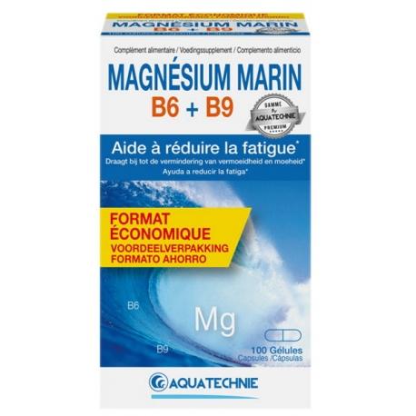 Magnesium Marin B6 Biotechnie 100 gélules