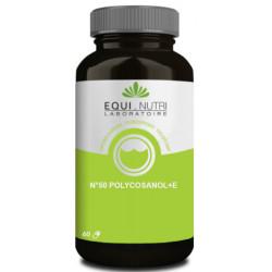 Polycosanol + E 60 gélules Equi Nutri équilibre métabolique Bio santé sénior