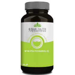Polycosanol + E 60 gélules Equi Nutri