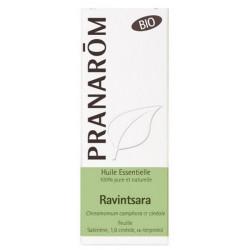 Huile essentielle de Ravintsara Bio Flacon 10ml Pranarôm