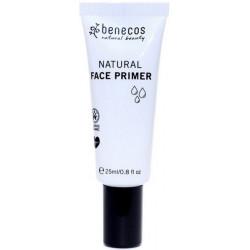 Base de teint Face Primer 25 ml Benecos base hydratante maquillage minéral Bio santé sénior